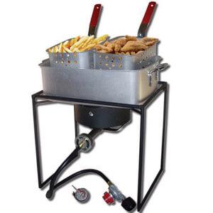 outdoor fryer