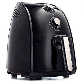 bella air fryer reviews in february 2019. Black Bedroom Furniture Sets. Home Design Ideas