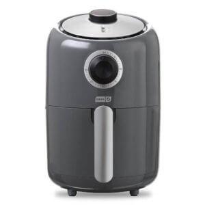 Overview of Dash Compact 900w 1.2 l Single Basket Compact Air Fryer Aqua