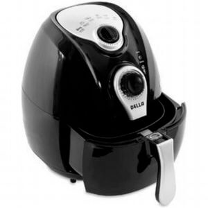 Overview and Features of Della 1500w multifunction electric Air Fryer