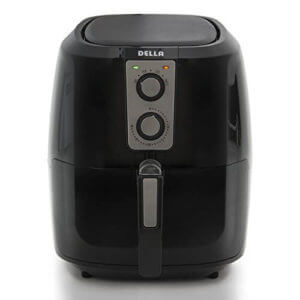 Overview and Features of Della XL Electric Air Fryer 5.8 QT 5.5 liter