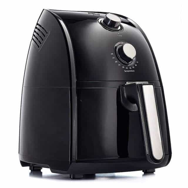Momento 2.5 Air Fryer Review – Pros and Cons