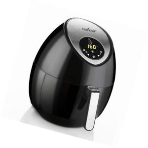 NutriChef Electric Hot Air Big 3.4 Qt Capacity