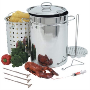 Bayou Classic 1118 32-Quart Turkey Fryer Kit