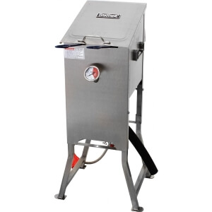 Bayou Classic 700-701 4-Gallon Fryer Stainless Steel