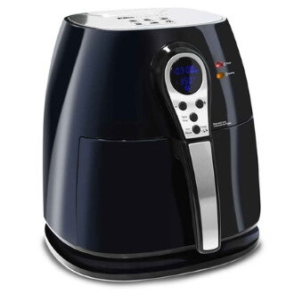 Elite Platinum 3.2 Quart Electric Digital Air Fryer Cooker Review