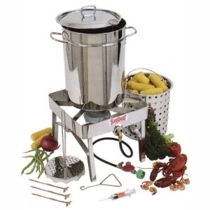Bayou Classic 32 Quart Turkey Fryer Kit